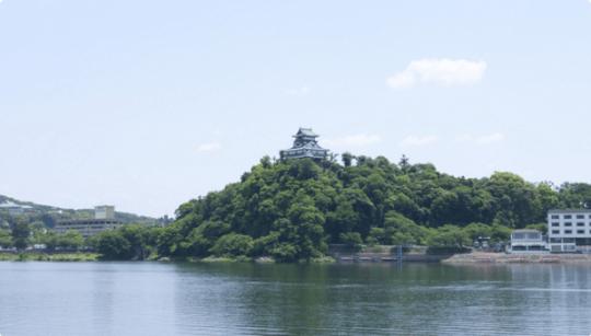 château d'Inuyama, par inuyama-castle.com