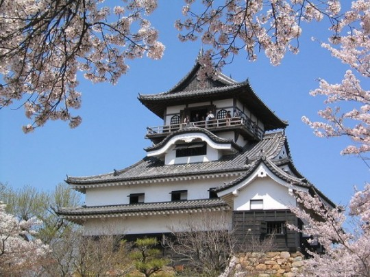 chateau d'Inuyama