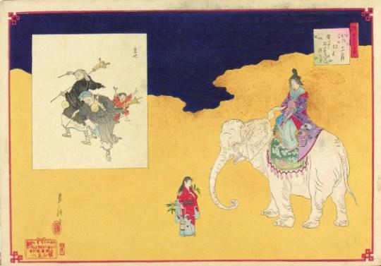 Ogata gekko - Novembre