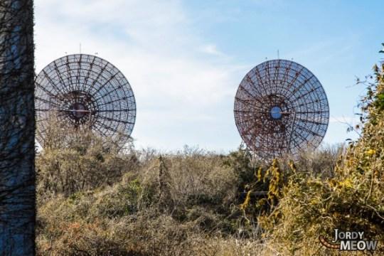 fuchu-satellite-dishes
