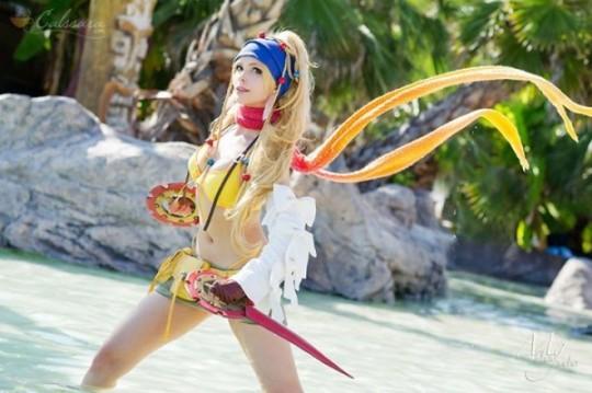 Rikku de Final Fantasy X Photo par MGPhotographer