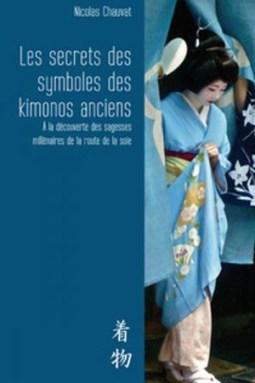 Le secret des symboles des kimonos anciens