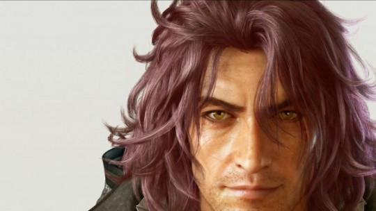 Chara design par Roberto Ferrari pour Final Fantasy XV