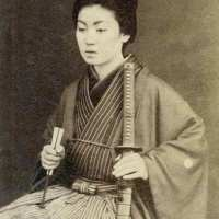 Onna bugeisha, femme samurai.