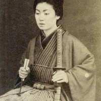 Onna bugeisha, femme samurai.