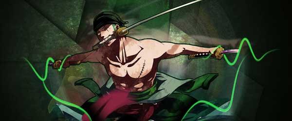 Zoro - top 20 personnages les plus populaires de One Piece au Japon