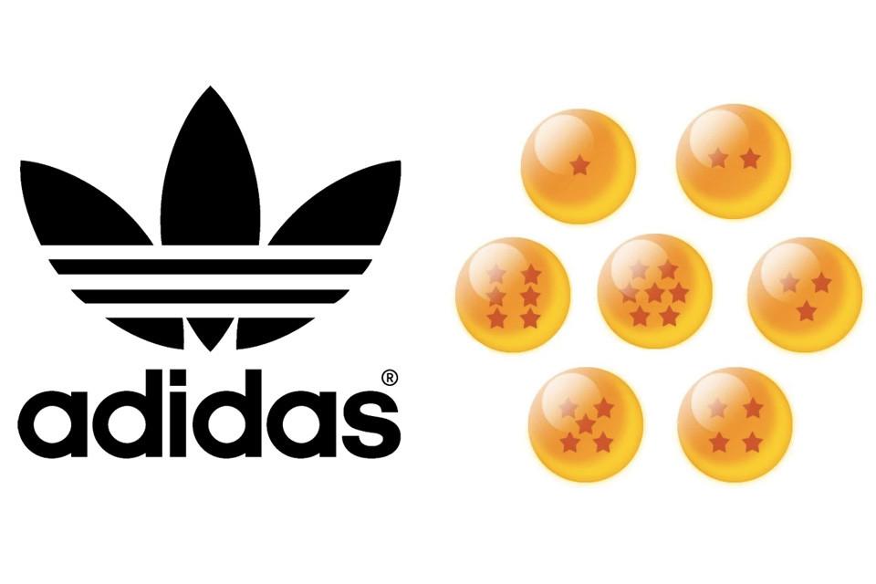 Adidas X Dragon Ball le site du Japon