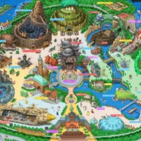 Le parc Ghibli pour 2022.