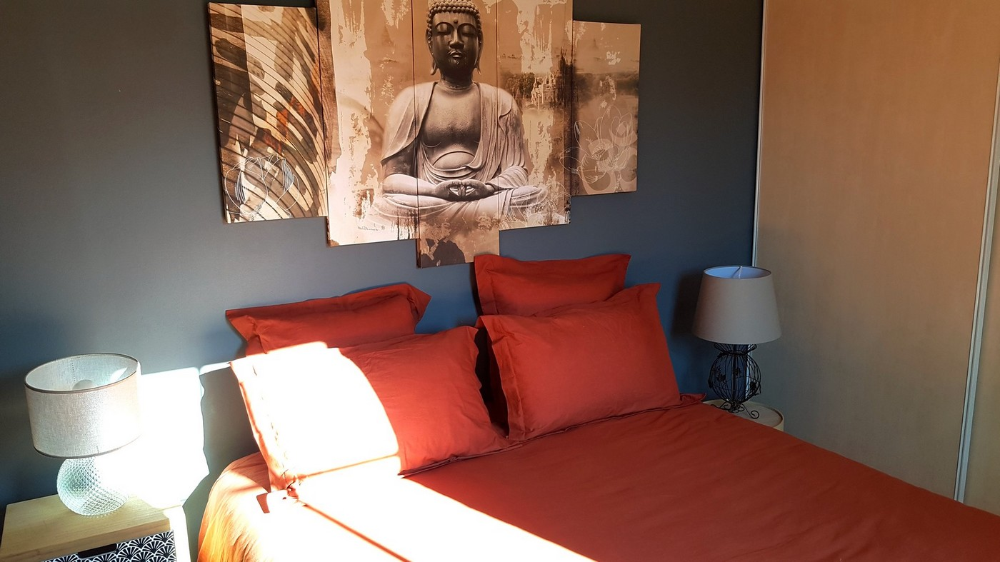 Chambre d'Hôte Bouddha Room