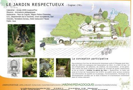 le jardin respectueux