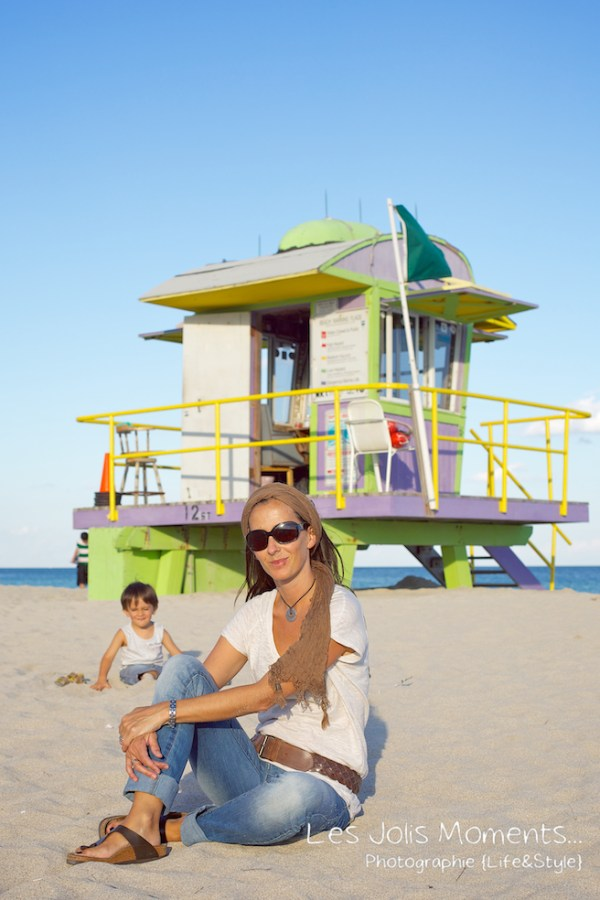 Miami beach 2 Me and my sons (1)