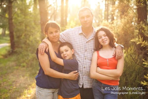 Delphine seance famille en foret landaise 20
