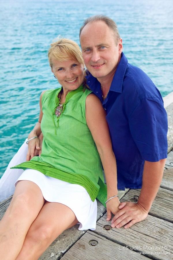 Igor & Rima touristes russes en vacances en Martinique 1