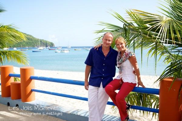Seance photo touristes russes en Martinique 1 (1)