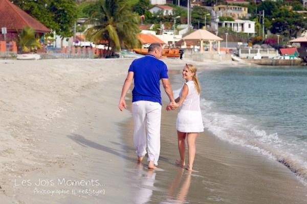 Seance photo touristes russes en Martinique 11