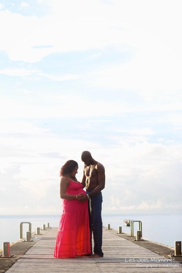 Seance Photo couple et grossesse Martinique 1 (1)