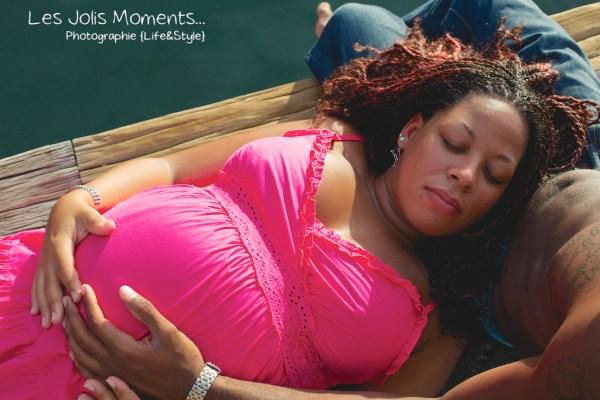 Seance Photo couple et maternite Martinique 1