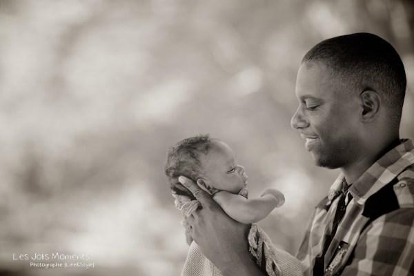 Seance photo bebe anse Noire Martinique 19