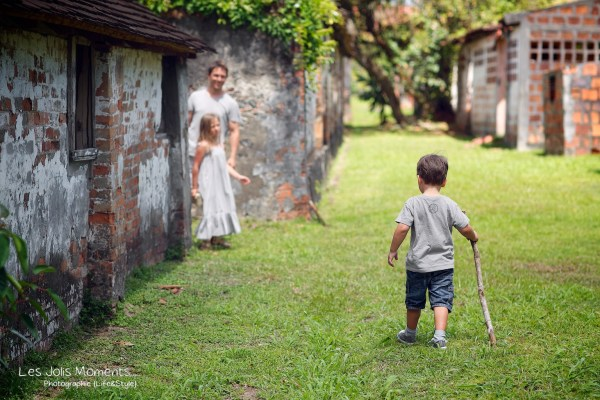 Seance famille Village de la Poterie Martinique 53