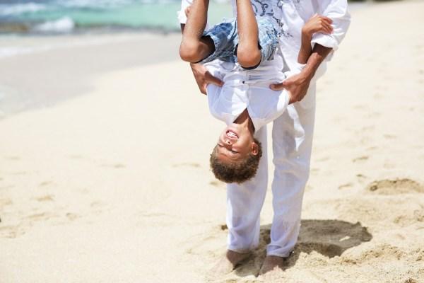 Seance famille plage Sainte Luce 19