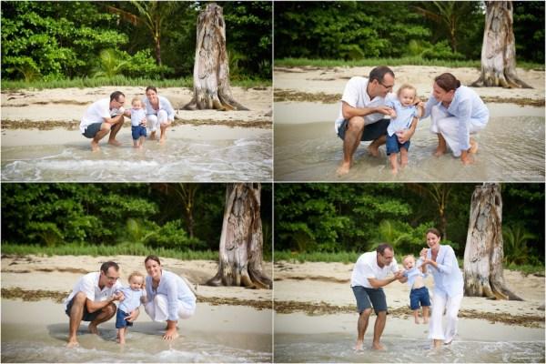 seance famille avec petit garcon Martinique 5