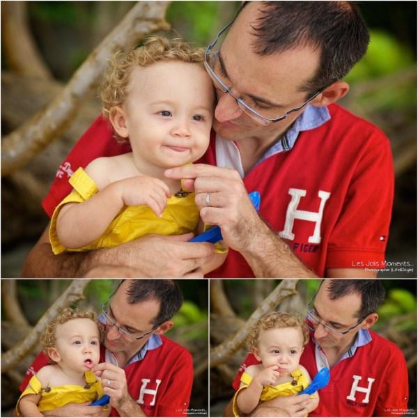 seance famille avec petit garcon Martinique 6