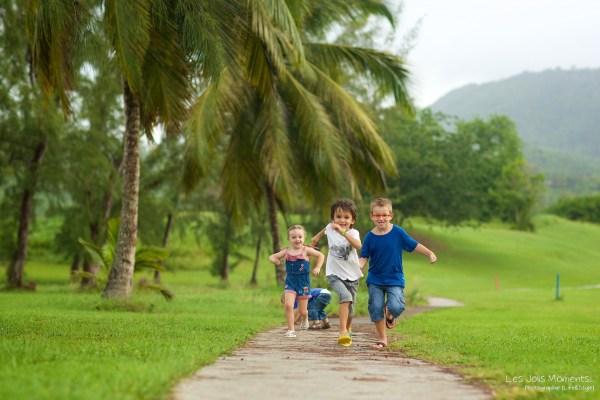 Seance photo enfants fratrie Martinique 49