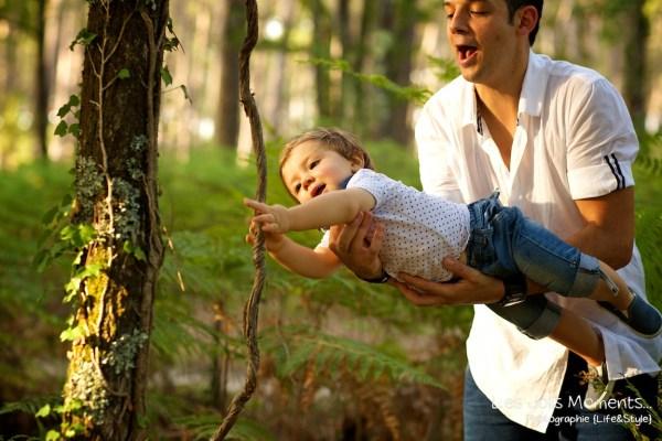 Seance photo famille dans les Landes 20