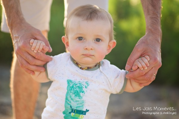 Seance en famille avec bebe dans les Landes 22