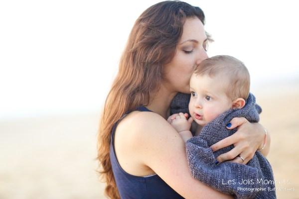 Seance en famille avec bebe dans les Landes 84