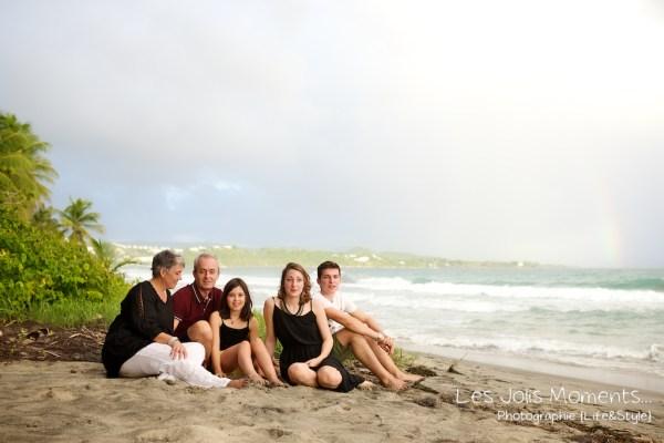 Seances photo en famille en Martinique 8