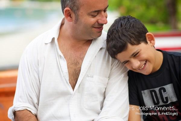 Seances photo en famille en Martinique Grande Anse 2