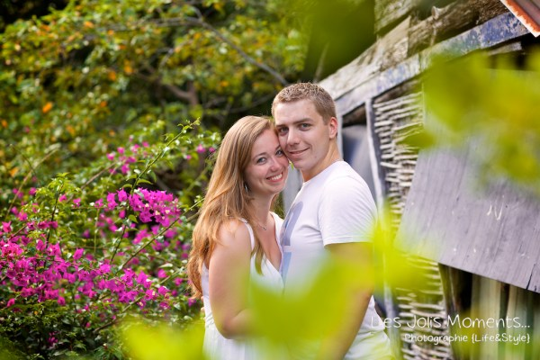 Seance couple en Martinique 8