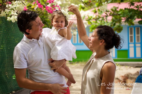 Seance Famille a Grande Anse 22
