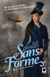 Gail Carriger 2 Sans forme