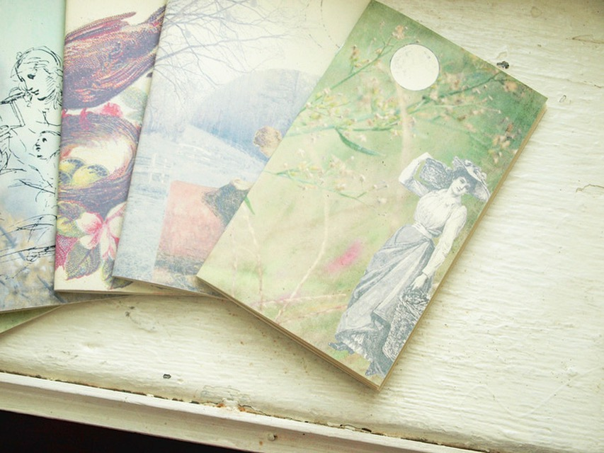 small notebooks