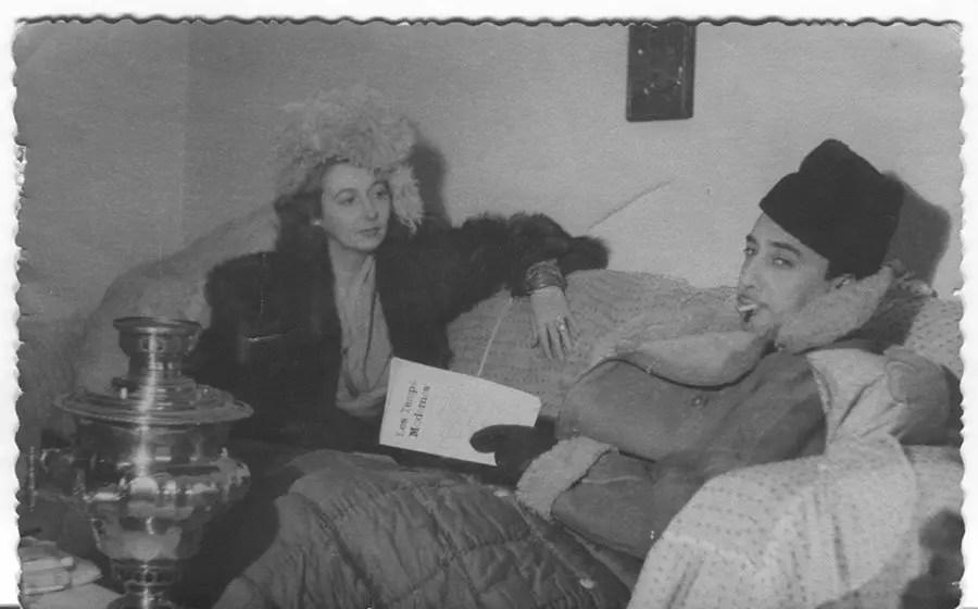 lesley blanch romain gary sofia 1946