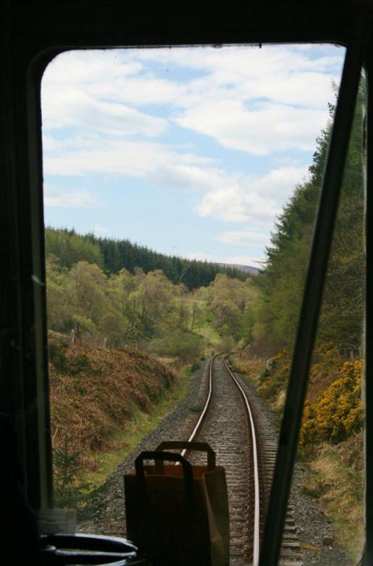 Keith to Dufftown vintage heritage railway