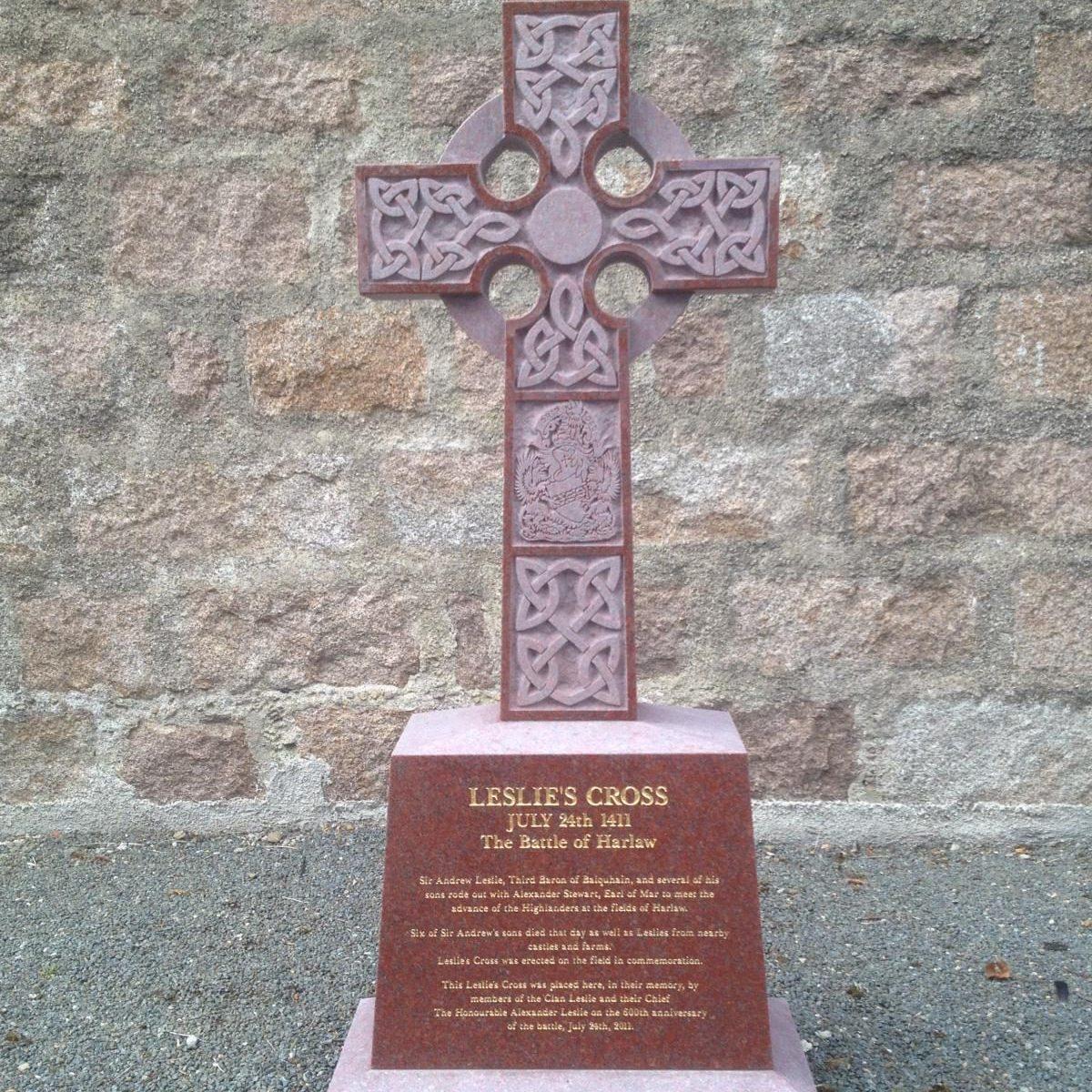 Leslie's Cross