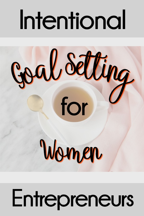 Why setting intentional goals are vital to success!