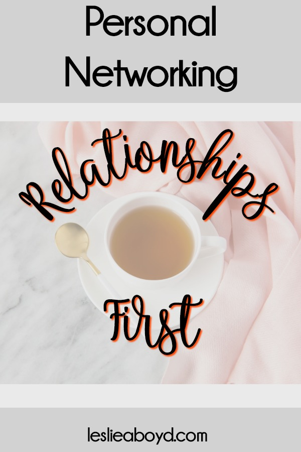 Relationships First, in all you do as a creative entrepreneur.