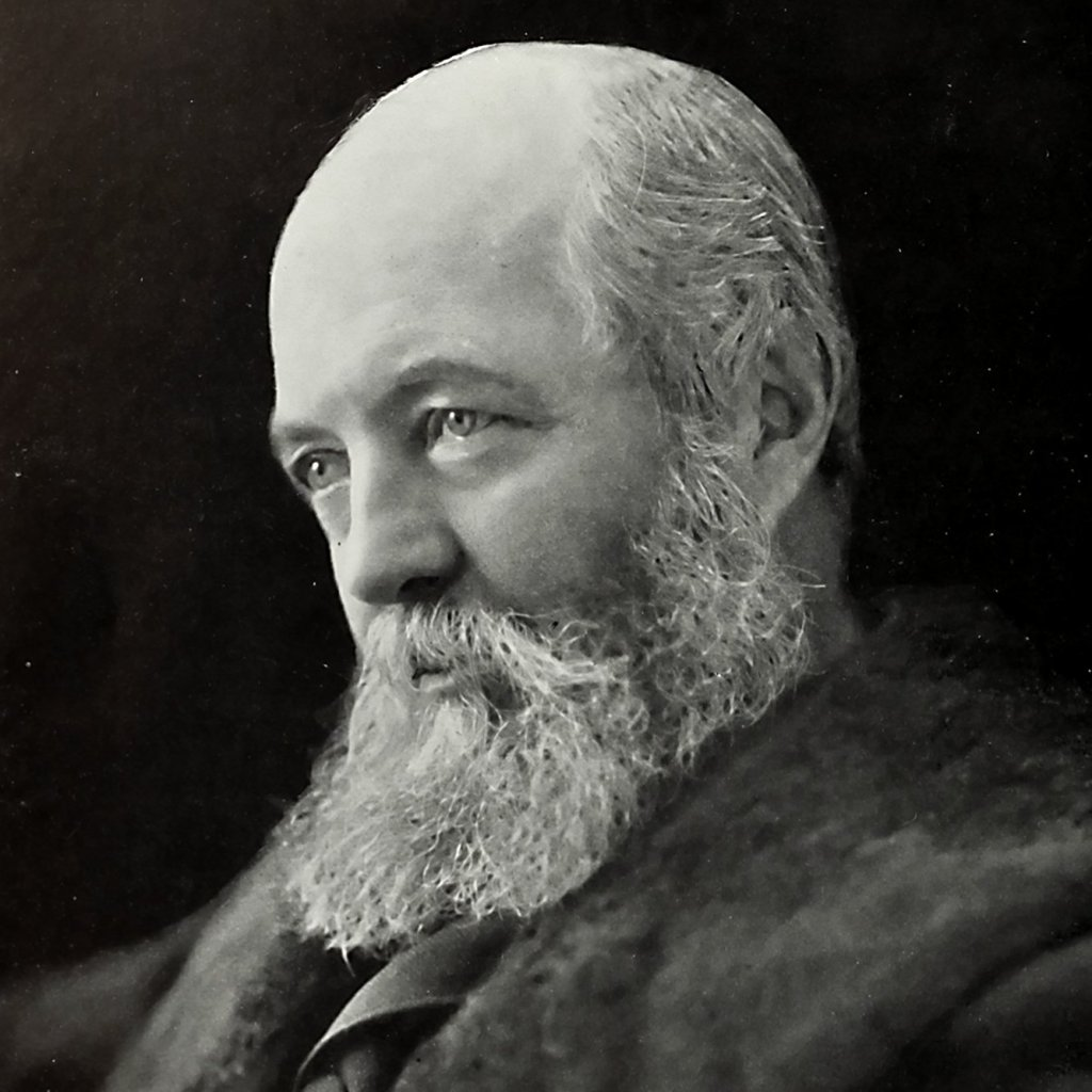 Frederick Law Olmsted Portrait