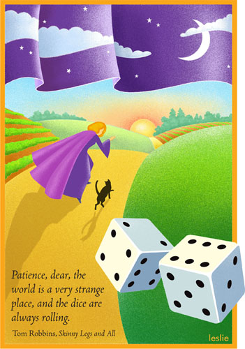 Last dice for website