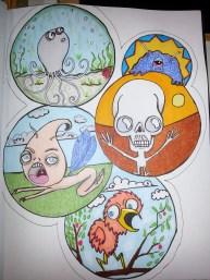 Creature Collage
