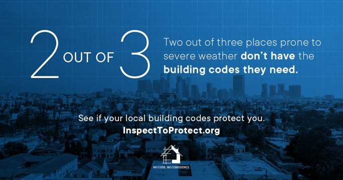 Building Code Statistic Graphic Shareable