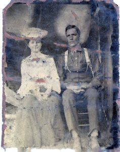 Effie Allen Rice and Henry Orville Hale