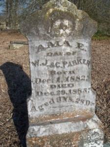 parker-ama-headstone