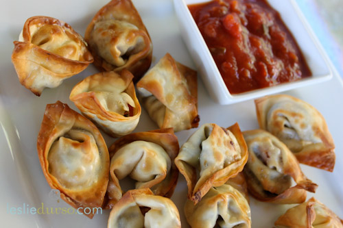 Mexican Wontons