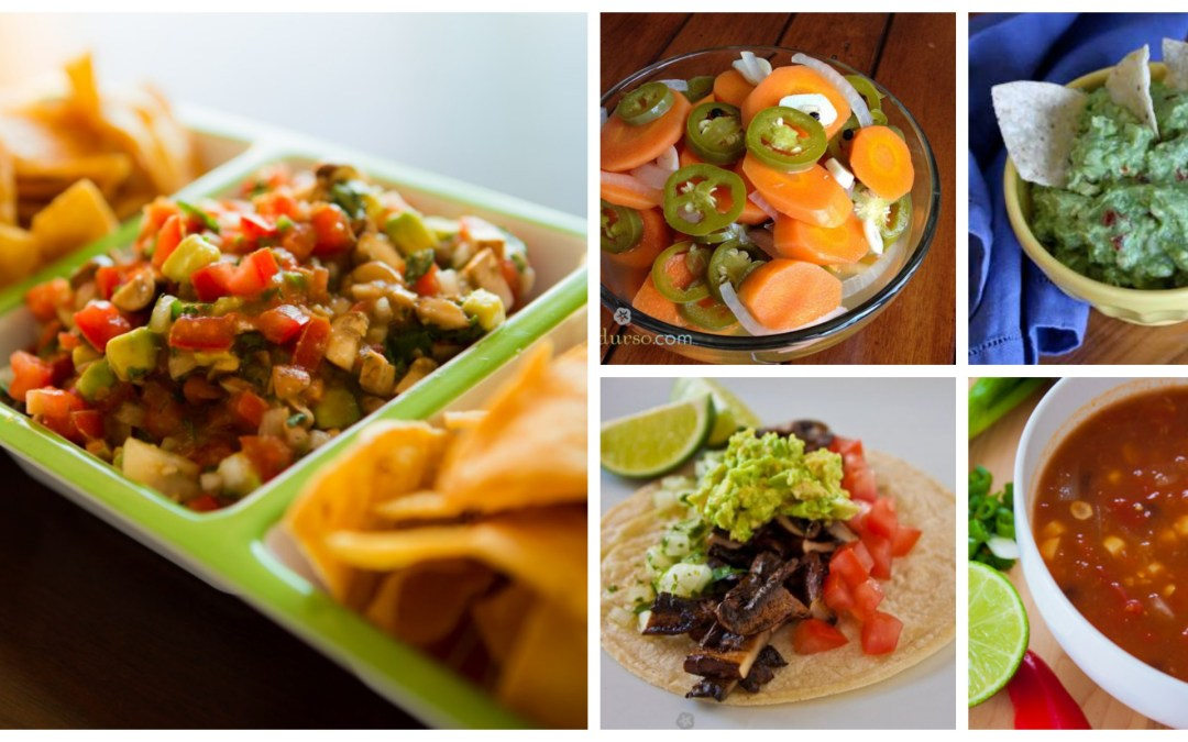 My Favorite Recipes for Cinco De Mayo!