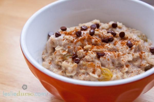 Oatmeal Raisin Cookie Cereal